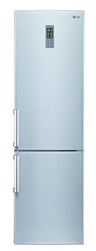 LG GBB530SWQWB Libera installazione A+ Bianco frigorifero con congelatore