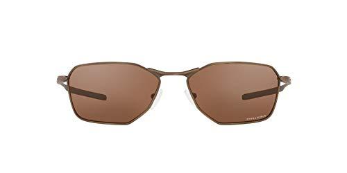 OO6047 Savitar Sunglasses, Satin Toast/Prizm Tungsten, 58mm