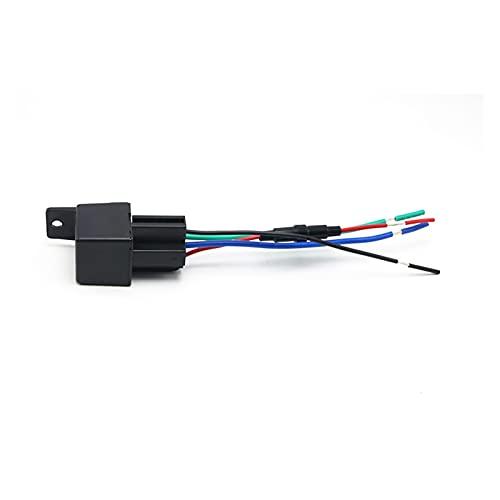 Navegacion GPS MV720 Relay GPS Localizador Tracker Mini Motorcycle Dispositivo antirrobo GPS Posicionamiento de automóviles
