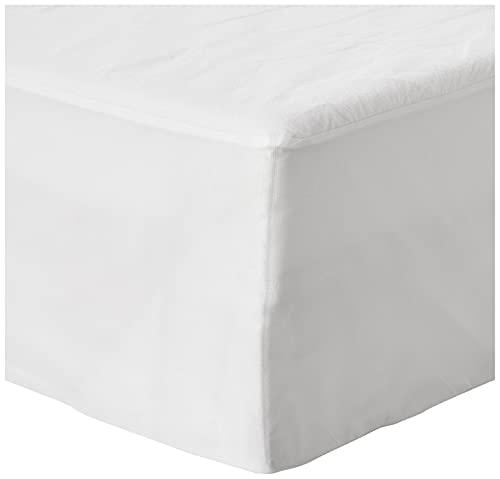 Sunbeam Heated Mattress Pad   Polyester, 10 Heat Settings,White , King...