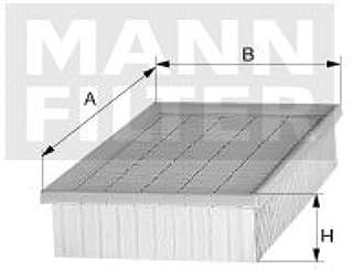 MANN C1158 - Filtro de Ar do Motor - Mann Filter