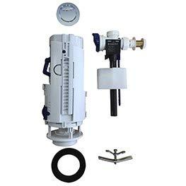 Descargador interrumpible 3 litros E6240-NF con grifo de alimentación de Jacob Delafon