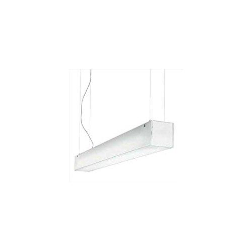 Lampe à suspension rectangulaire s gluèd