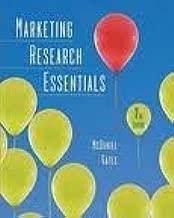 marketing research essentials 7th edition