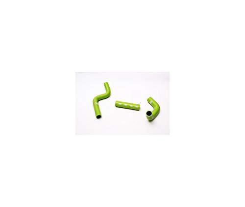 Compatible avec/Remplacement pour KX 65-00/18 - KIT DURITES DE RADIATEUR SAMCO-VERTE-44005544