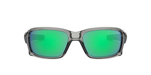 Oakley Herren Oakley Oo9331 58 933103 Sonnenbrille, Grau, M-L EU