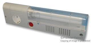 Stego 02520.0-00 model SL 025 Luminaria platte schakelaar, aan-/uitschakelaar, zonder magnetische bevestiging, Duitsland/Rusland, stopcontact, 16 A, 230 VAC, 50/60 Hz