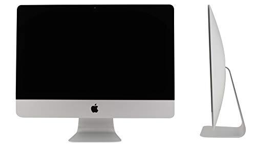 Apple iMac 4k / 21,5 pollici/Intel Core i5 3,0 GHz / 4 core/RAM 16 GB / 1000GB HDD/model iMac18,2/Radeon Pro 555 2GB/ tastiera e mouse originali apple compresi (Ricondizionato)