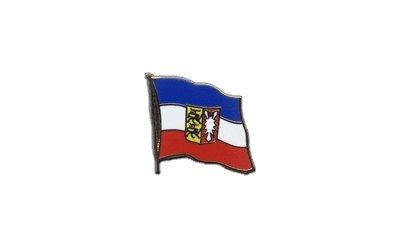 Flaggen-Pin Deutschland Schleswig Holstein - 2 x 2 cm [Misc.]