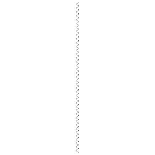 vidaXL 24x Spirales de Gabion Panneaux de Treillis Panier à Pierres Accessoires de Gabion Robuste Durable Résistant Acier Galvanisé 100...