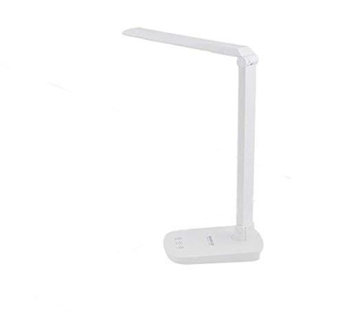 JIAHONG Lámpara de mesa de Lámparas de mesa, personalidad simple Protección de los ojos lámpara de escritorio, lámpara de estudio, luces de lectura Led compartida tacto de los niños Lámparas de mesa,