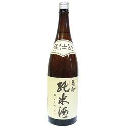 亀齢 純米酒 寒仕込 1800ml 広島 日本酒