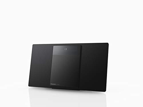 Panasonic SC-HC412EB-K Bluetooth Micro HiFi System with DAB+ Radio