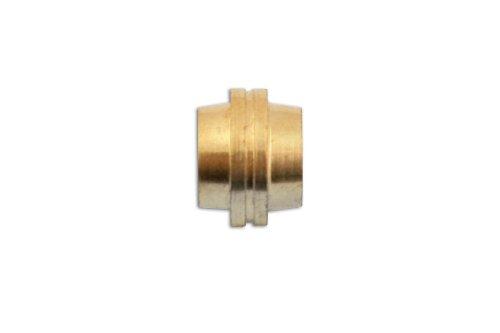 Connect 31143 Messingkupplung, 8mm, 100 Stück