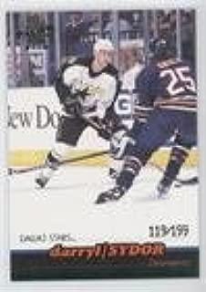 Darryl Sydor #119/199 (Hockey Card) 1999-00 Pacific - [Base] - Emerald Green #129