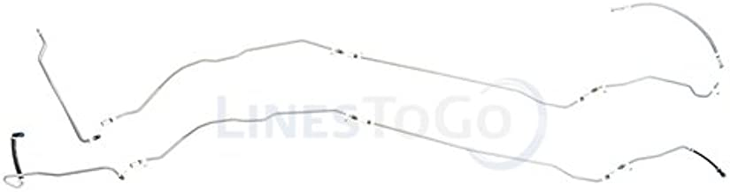 2.4L FL255-A1 Set Cobalt Fuel Line 2005-2008 2 /& 4 Door 2.2L