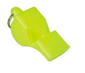Silbato árbitro Fox 40 amarillo fluorescente