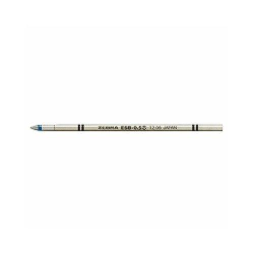 ゼブラ エマルジョンボールペン替芯 ESB-0.5芯 青 RESB5-BL 『 2本』