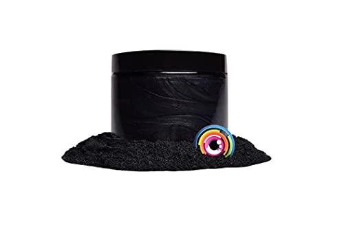 『アイキャンディー』 ニンジャブラック 顔料 パール レジンパウダー パールパウダー 着色剤 カラーパウダー 50グラム