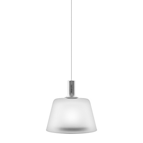 EVA SOLO Sunlight Solarleuchte weiß/Aluminium D 12,5 cm Pendelleuchte 571322