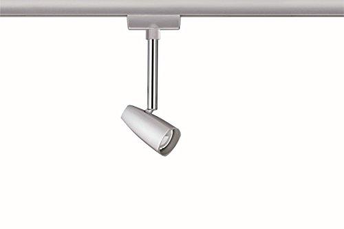 Paulmann URail Spot Barelli max. 1x10W GU10 Chrom matt/Chrom 230V Metall