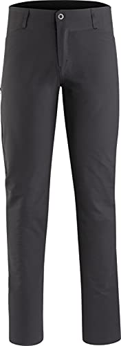 Arc'teryx Creston AR Pant Men's | All-Round Cool Weather Hiking Pant. | Carbon Copy, 36