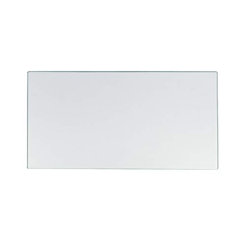 Bosch Siemens 440583 00440583 ORIGINAL Glasplatte Glasboden Abdeckplatte Abstellboden 433x230mm Gemüsefach Gemüsebehälter Kühlgerät Kühlschrank auch Constructa Neff Balay
