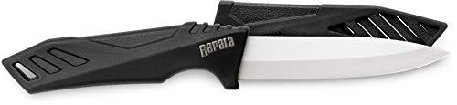 "Rapala Ceramic Utility Knife Black, 4"" (RCUKB4)"