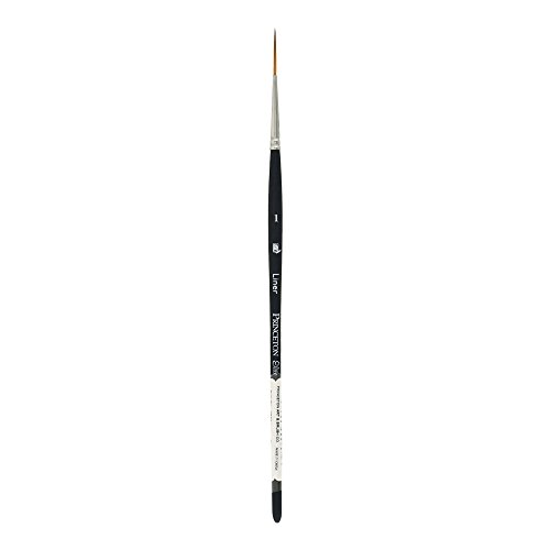 Princeton Artist Brush Elite Synthetic Kolinsky 4850 Liner 1