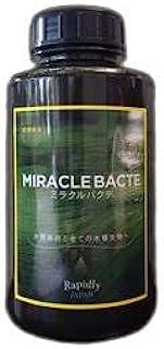 観賞魚の水質浄化安定剤 ミラクルバクテ500ml【液体タイプ】