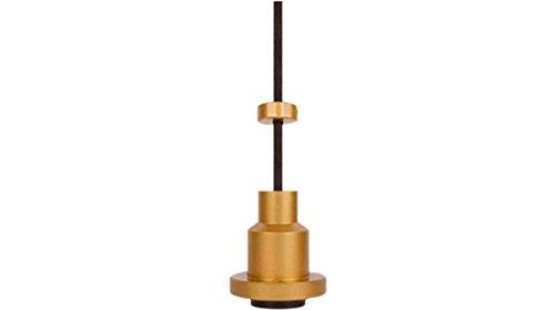 Osram 1906péndulo Pro dorado, para colgar lámpara de techo, decorativa, Vintage, classic, latón soporte para lámpara de 240V rosca Edison E27ES