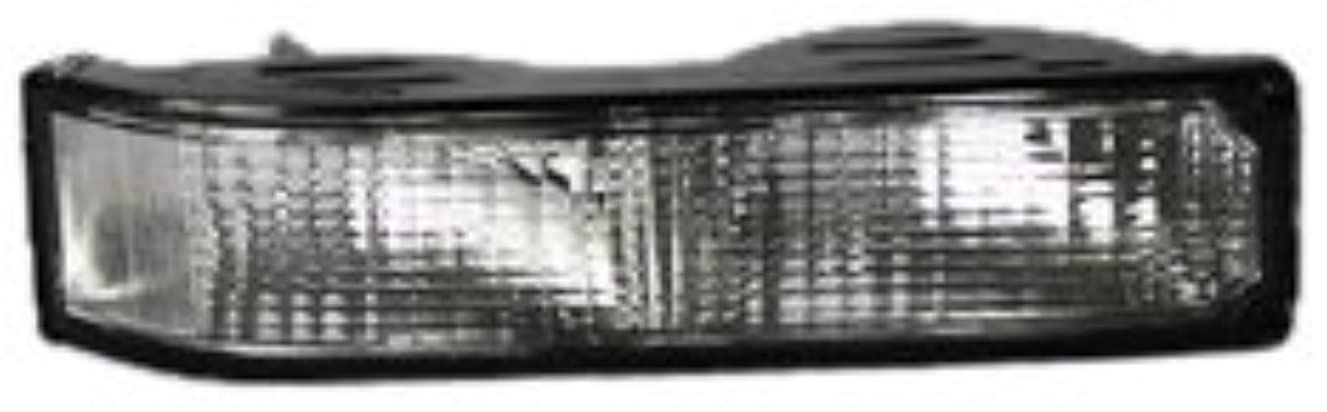 TYC 12-1409-01 Chevrolet/GMC Front Passenger Side Replacement Parking/Signal Lamp Assembly