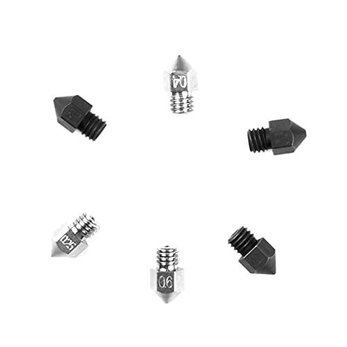 Kywoo Tycoon 3D Printer Nozzle Set (6 PCS Included)