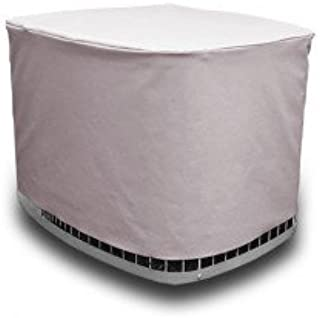 Sponsored Ad - Air Conditioner Cover: CUSTOM AC Winter Cover for Outside Unit Designed to fit Your EXACT AC Unit PERFECTLY...