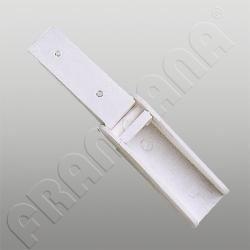 MPK rolgordijn afdekking voor combirolgordijn, grijs voor modellen 42K, 46K, VisionVent M