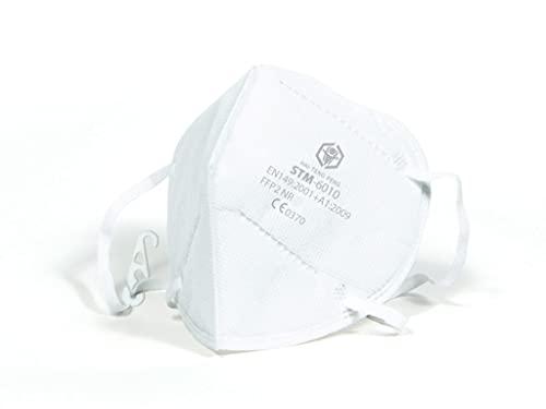 STM FFP2 Maske (25 Stück einzelverpackt im PE-Beutel)