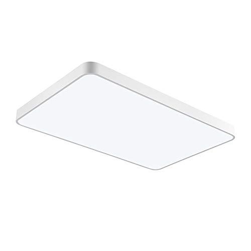 72W ultra dunne vierkante LED-plafondlamp badkamer keuken woonkamer lamp dag/warm wit dimbaar