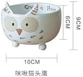 Modern Style Vase Cute Animal Figure Ceramic Vase for Plants Home Garden Decoration Accessories Small Pot Gift for Friends (Color : E)