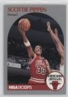 Scottie Pippen (Basketball Card) 1990-91 NBA Hoops - [Base] #69