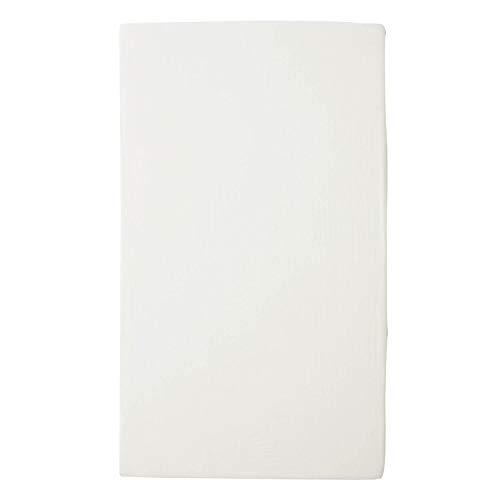 [ベルメゾン] 布団カバー ベビー ガーゼ 敷き布団カバー・シーツ ホワイト ベビーサイズ