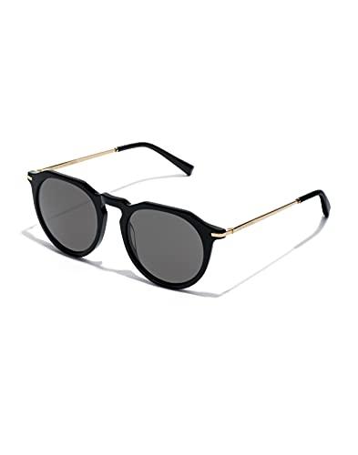 HAWKERS Warwick Crosswalk Gafas de Sol, Black, Talla única Unisex Adulto