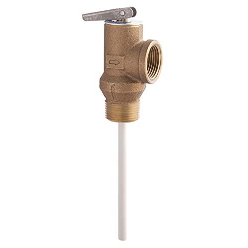 SEA TECH (0121325 1/2' Temperature and Pressure Relief Valve