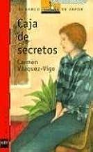 Caja de secretos Colecci??n Barco de Vapor 162 by Carmen Vazquez-Vigo 1989-01-01: Amazon.es: Carmen Vazquez-Vigo;C. Vazquez-Vigo: Libros