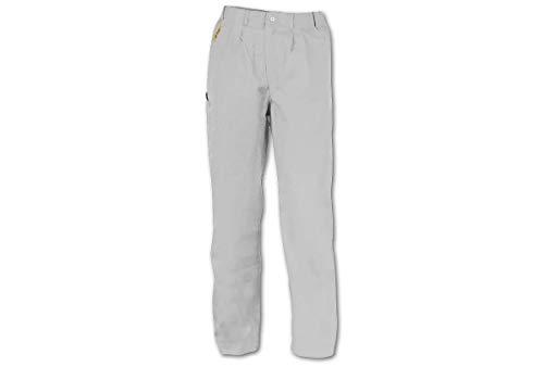 HB NAPTEX ESD Gr. 40-64 Bundhose Arbeitshose Berufsbekleidung Grau Elektronikfertigung (50)