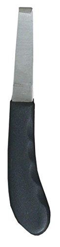 AMKA Hufmesser rechts einseitig Kunststoff Griff Klauenmesser Rinnenmesser