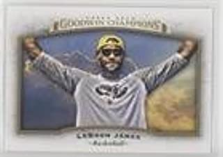 LeBron James (Trading Card) 2017 Upper Deck Goodwin Champions - [Base] #90