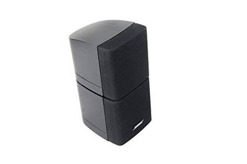 Bose Acoustimass Series III - Altavoz de doble cubo, color negro