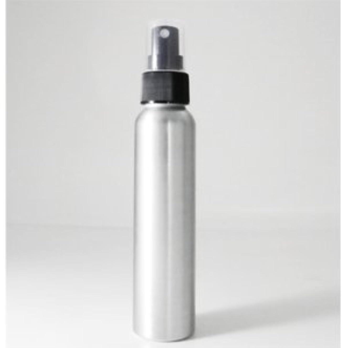 お酢立場中断アルミボトル スプレー容器 100ml 【手作り化粧品容器】