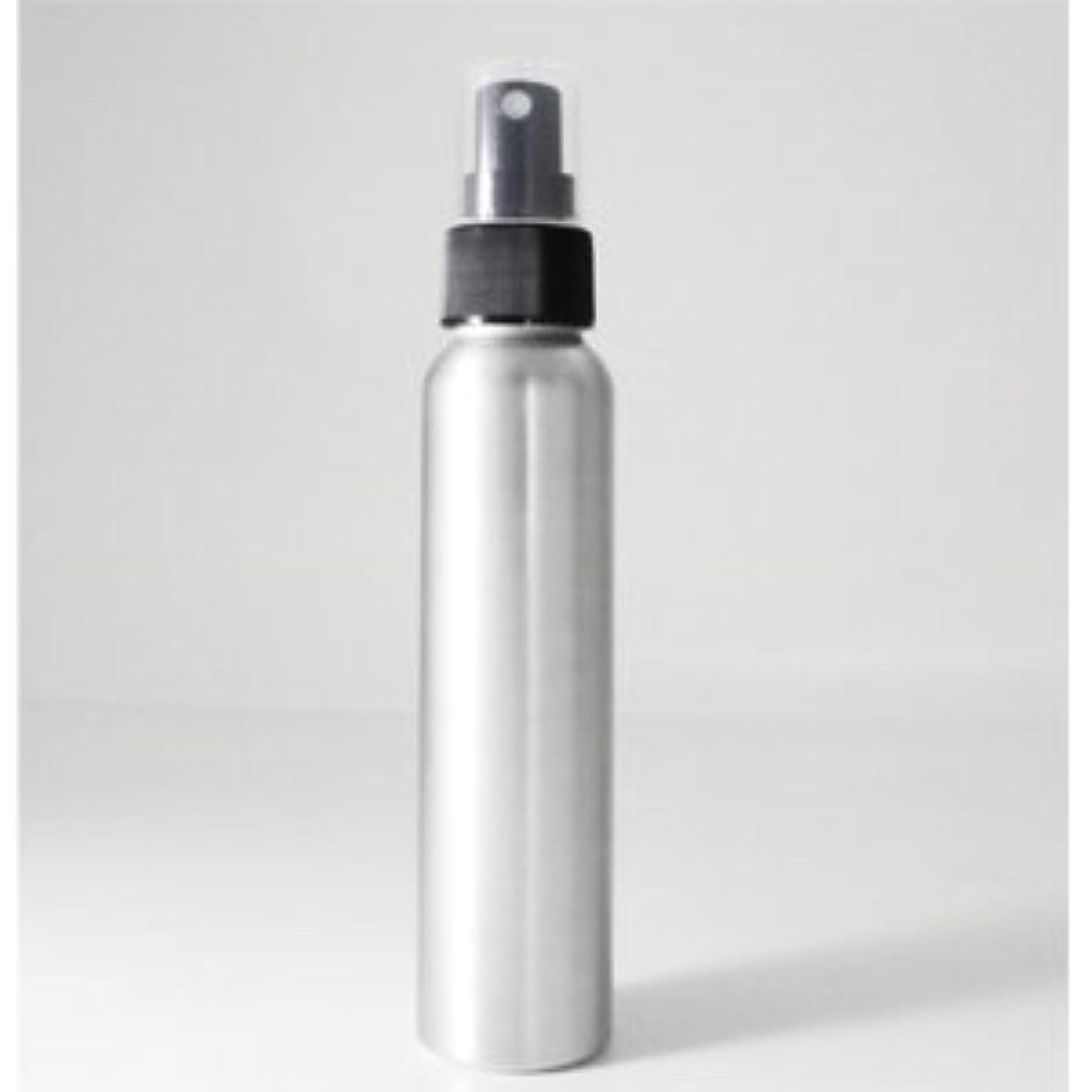 自体大胆メダルアルミボトル スプレー容器 100ml 【手作り化粧品容器】