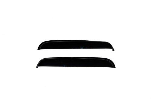 Auto Ventshade 15749 Rear Window Ventvisor Side Window Deflector Set for 1999-2007 Silverado & Sierra 1500, 1999-2004 Silverado & Sierra 2500, 2001-2006 Silverado & Sierra 2500HD & 3500, 2007 Sierra 2500HD & Classic with Extended Cab